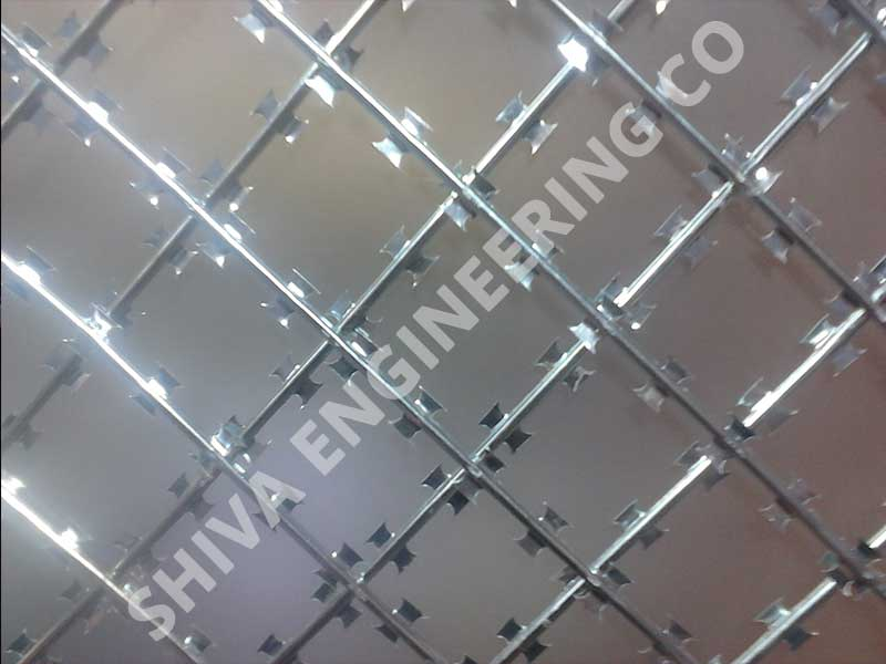 welded razor wire mesh manufacturer