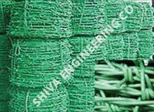 Pvc barbed wire supplier