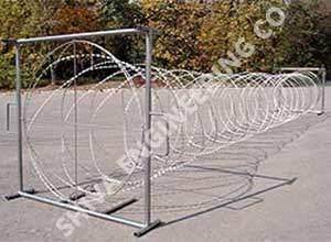 Mobile Security Barrier manufacturer