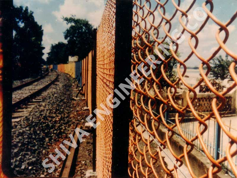 pvc chain link fencing manufacturer