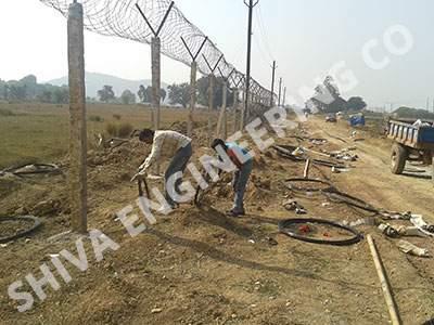 Barbed Wire Fencing Contractors