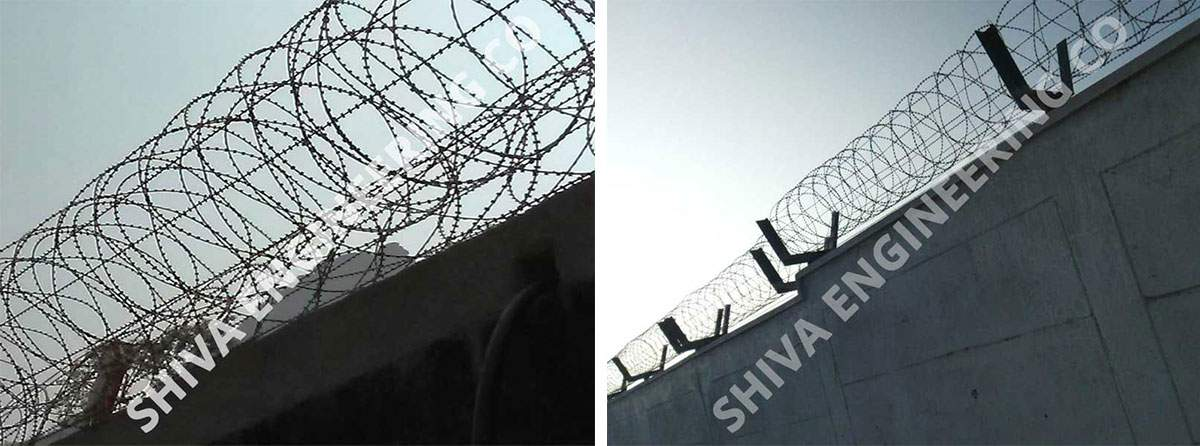 Advantages of Using Concertina Wire